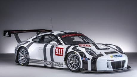 Der neue 911 GT3 R