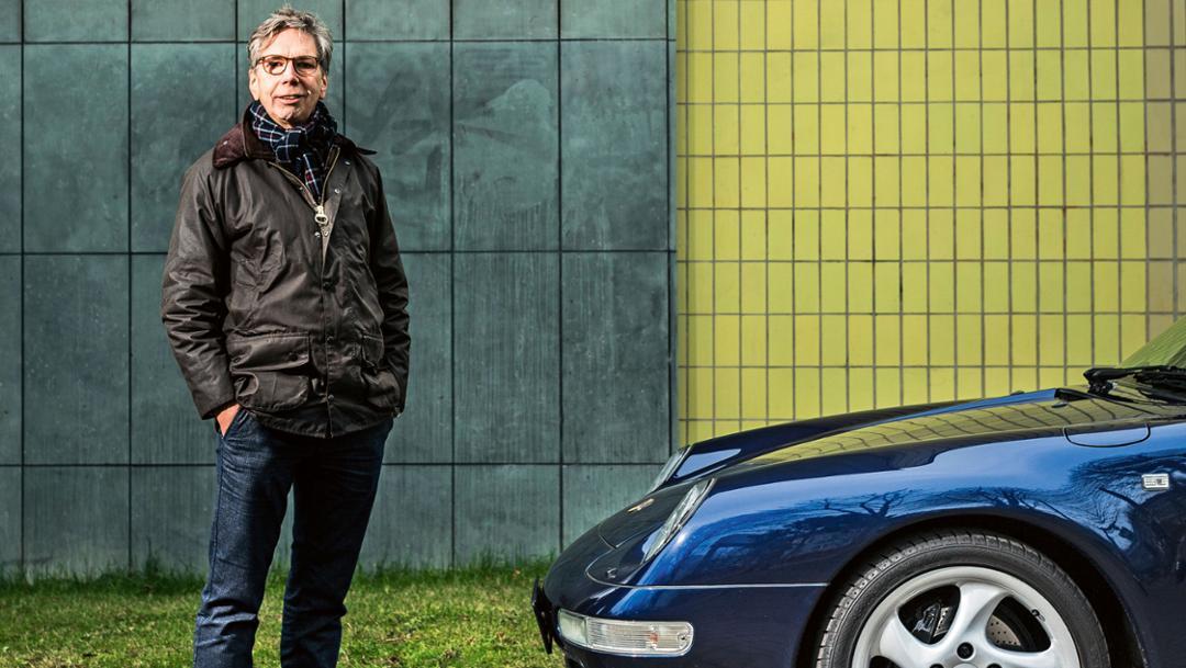 Jörg Stoye, 911 Carrera 2, Porsche Club Westfalen, Dortmund, 2017, Porsche AG