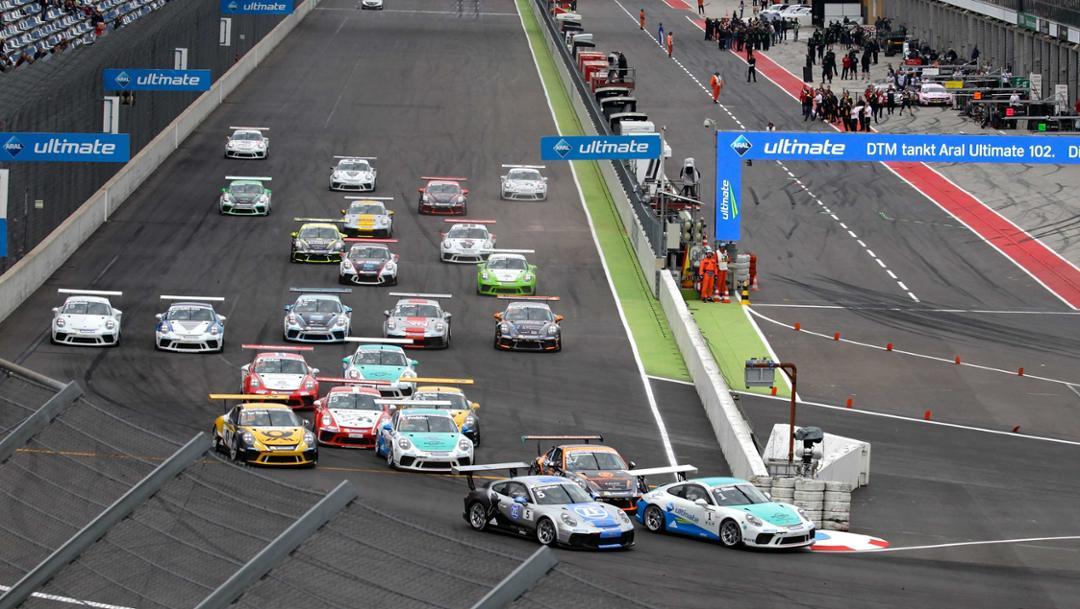 Porsche Carrera Cup Deutschland, Lauf 3, Lausitzring, 2017, Porsche AG