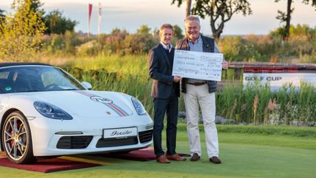 Porsche fördert Sporthilfe Sachsen