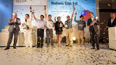 Taiwan gewinnt Porsche Golf Cup