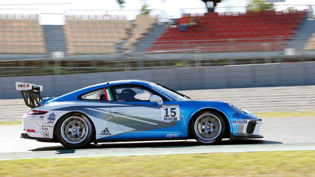 911 GT3 Cup, Porsche Mobil 1 Supercup, Barcelona, 2017, Porsche AG