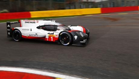 Zuversicht vor der Le-Mans-Generalprobe in Spa