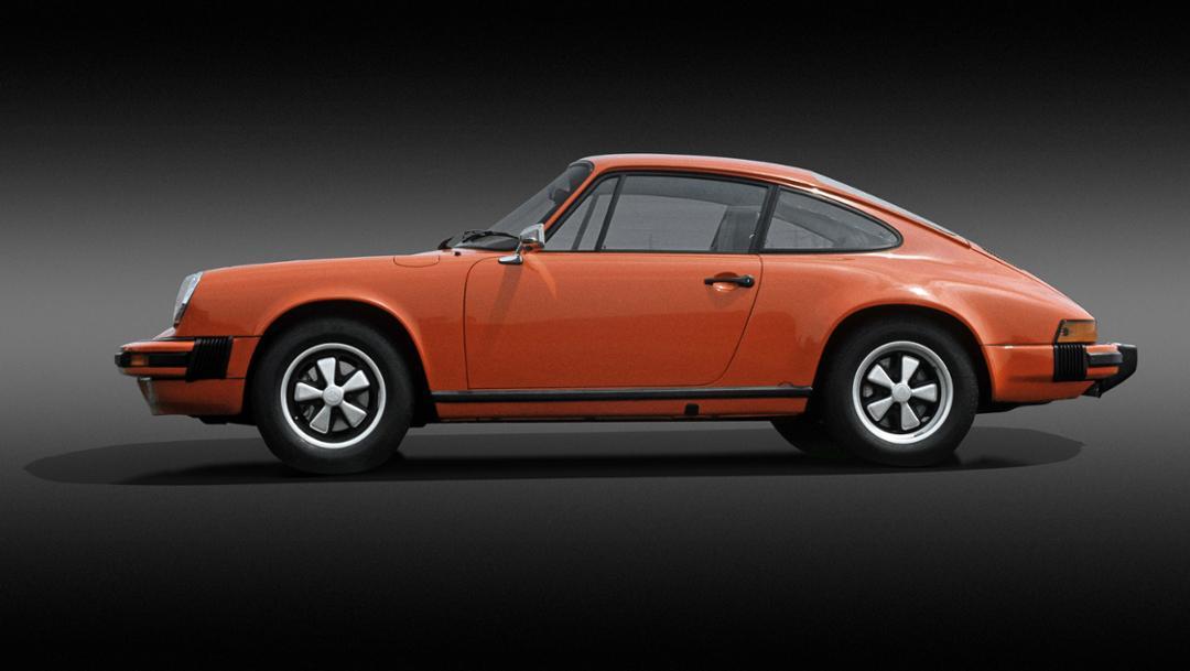 911 Carrera 2,7 Coupé von 1973, Porsche AG