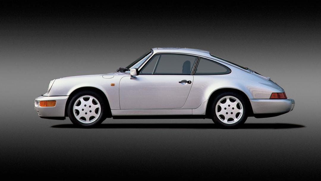 911 Carrera 4 3,6 Coupé von 1989, Porsche AG