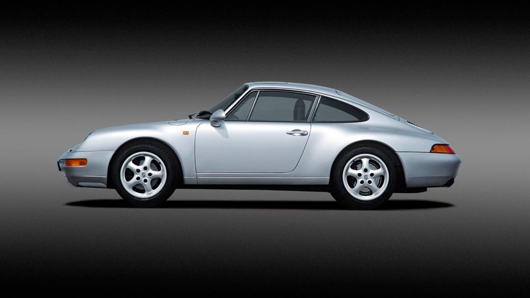 911 Carrera 3,6 Coupé von 1993, Porsche AG