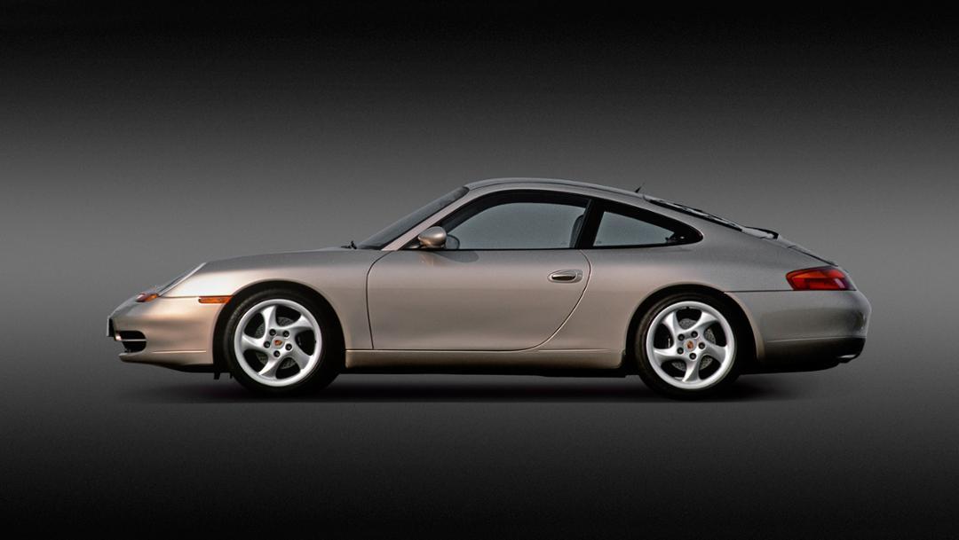 911 Carrera 3,4 Coupé von 1997, Porsche AG