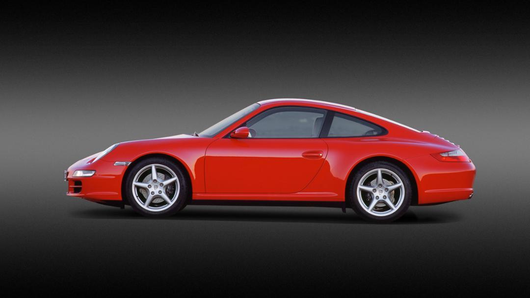 911 Carrera 3,6 Coupé von 2004, Porsche AG