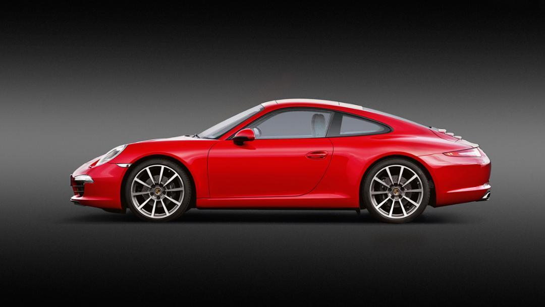 911 Carrera 3,4 Coupé von 2011, Porsche AG