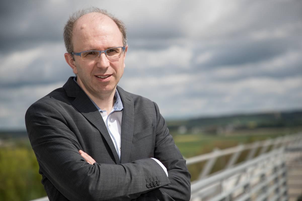 Audi-Ingenieur Andreas Weber