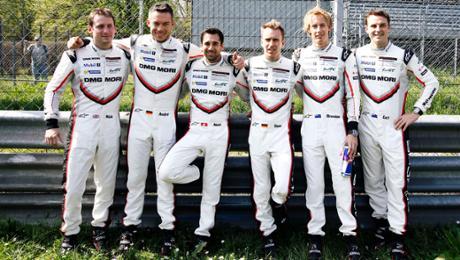 Le Mans: Ganz persönliche Einblicke der Porsche-Piloten