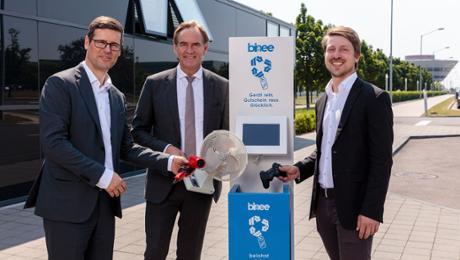 Intelligentes Recycling für den Umweltschutz