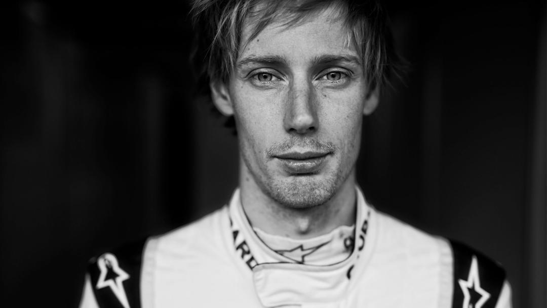Brendon Hartley, LMP-Werksfahrer, 2017, Porsche AG