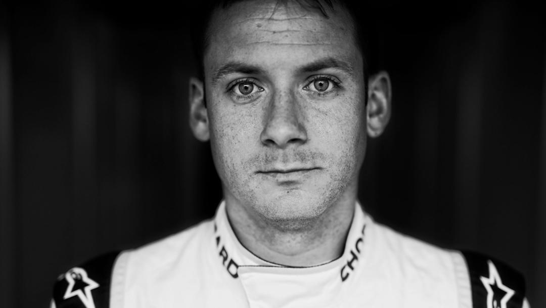 Nick Tandy, LMP-Werksfahrer, 2017, Porsche AG