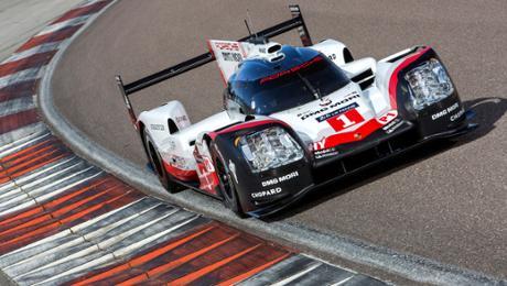Motorsport bei Porsche