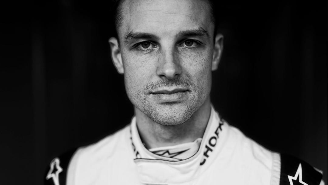 Earl Bamber, LMP-Werksfahrer, 2017, Porsche AG