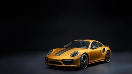 Die neue 911 Turbo S Exclusive Series