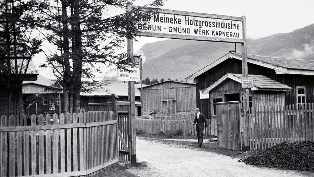Gmünd, Porsche AG