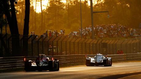 Le Mans: Zweite Startreihe für Porsche 919 Hybrid