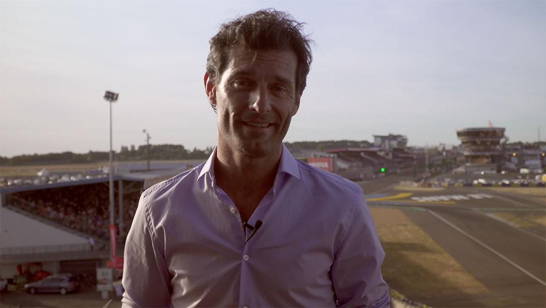 Q&A mit Mark Webber