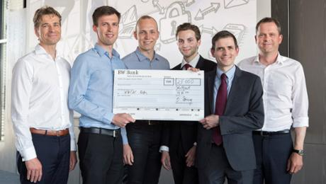 "Xain AG gewinnt ""Porsche Innovation Contest"""