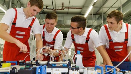Personalaufbau in Leipzig gestartet