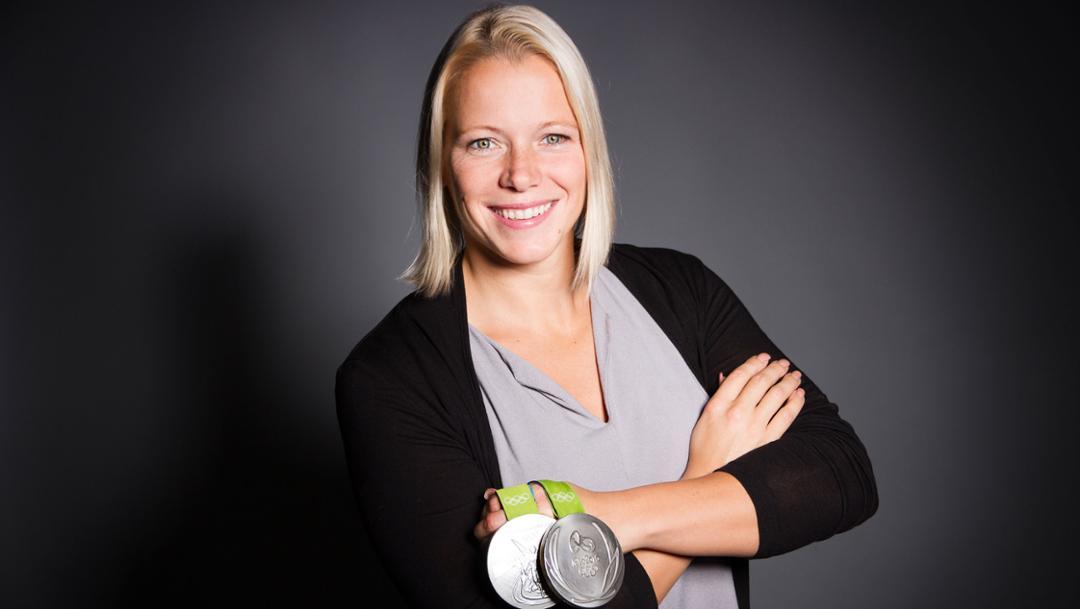 Tina Dietze, Olympiasiegerin Kanu-Rennsport 2012, 2017, Porsche AG