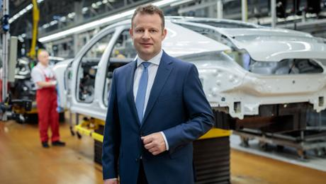 Gerd Rupp wird neuer Leiter des Porsche-Werks Leipzig