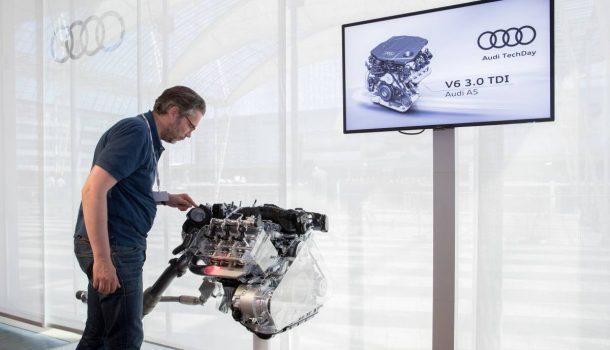 Audi Antriebe der Zukunft