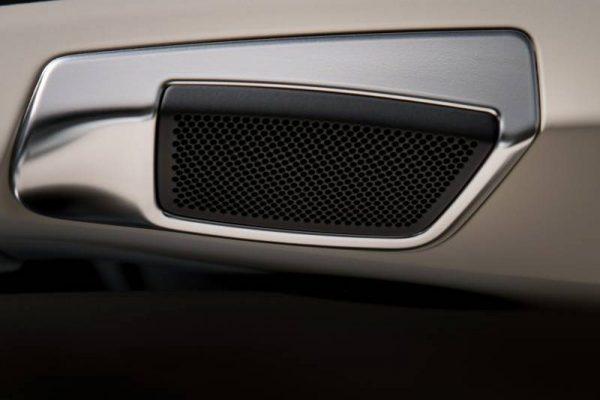 Lautsprecher im Audi A8.