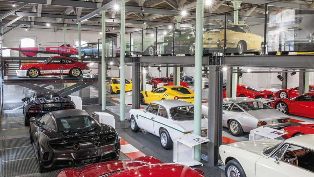Museum autobau, 2017, Porsche AG