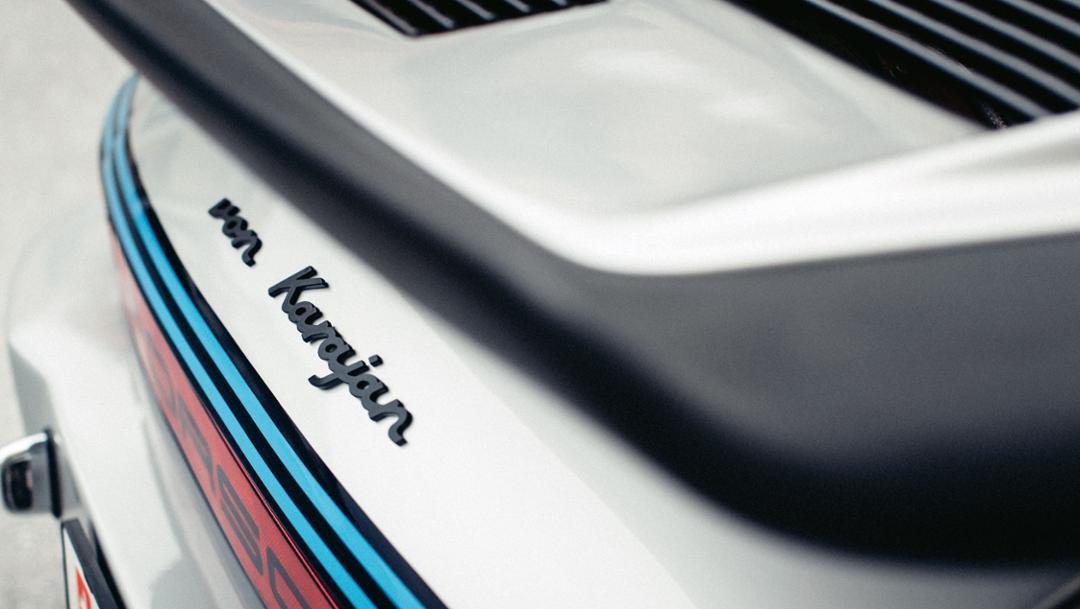 911 Turbo 3.0 (Typ 930), 2017, Porsche AG