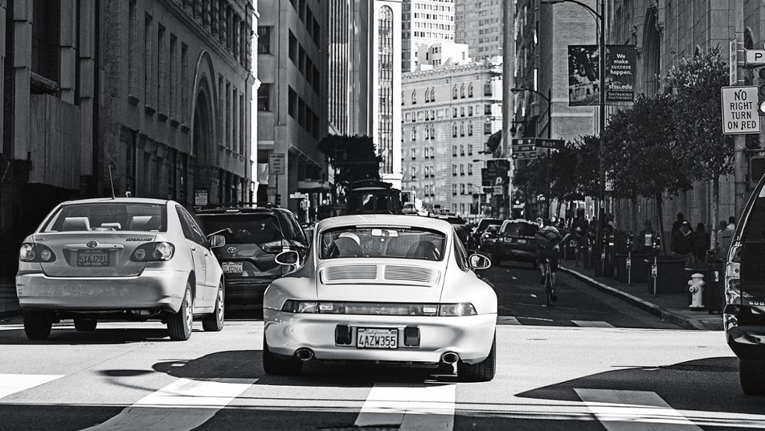 Silicon Valley, 2017, Porsche AG