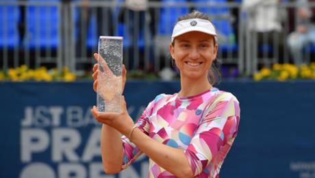 Mona Barthel gewinnt WTA-Turnier in Prag