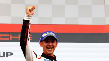 Erster Supercup-Sieg für Matt Campbell