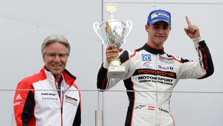 Thomas Preining gewinnt auf dem Nürburgring