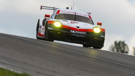 Porsche GT Team will um Gesamtsieg kämpfen