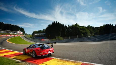 Porsche und Formel 1® verlängern Vertrag