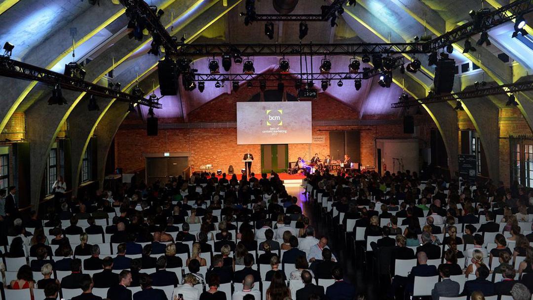 BCM-Award, Preisverleihung, Berlin, 2017, Porsche AG