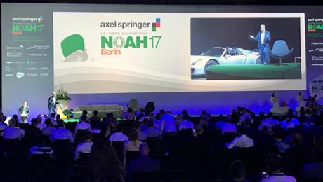 Digitalisierung: Porsche investiert