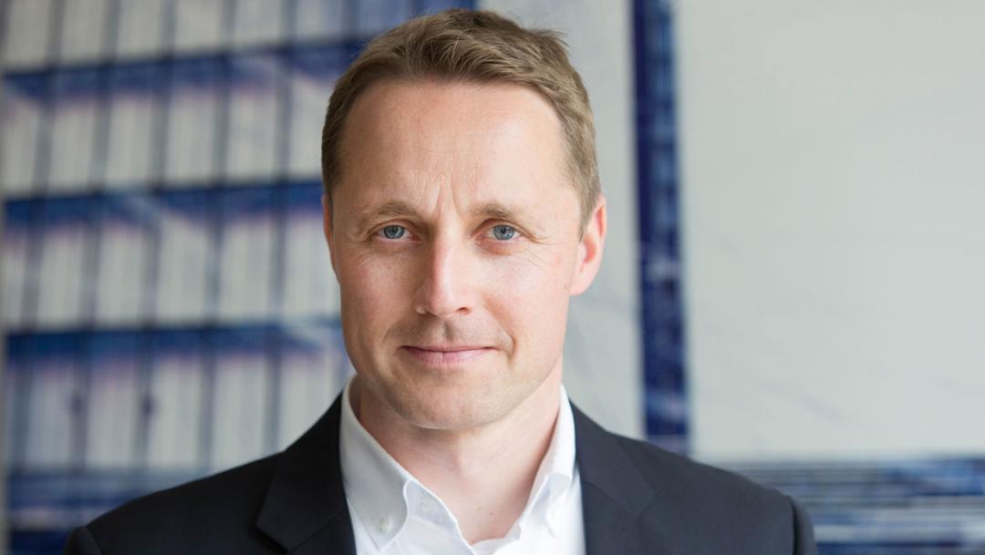 Patrick Kück, Leiter-Strategie-und-Innovation, 2017, Porsche AG