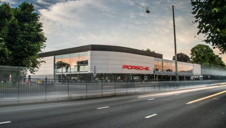 Nachhaltigkeit: Porsche baut Engagement aus