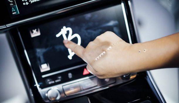 Bedienkonzept Audi A8