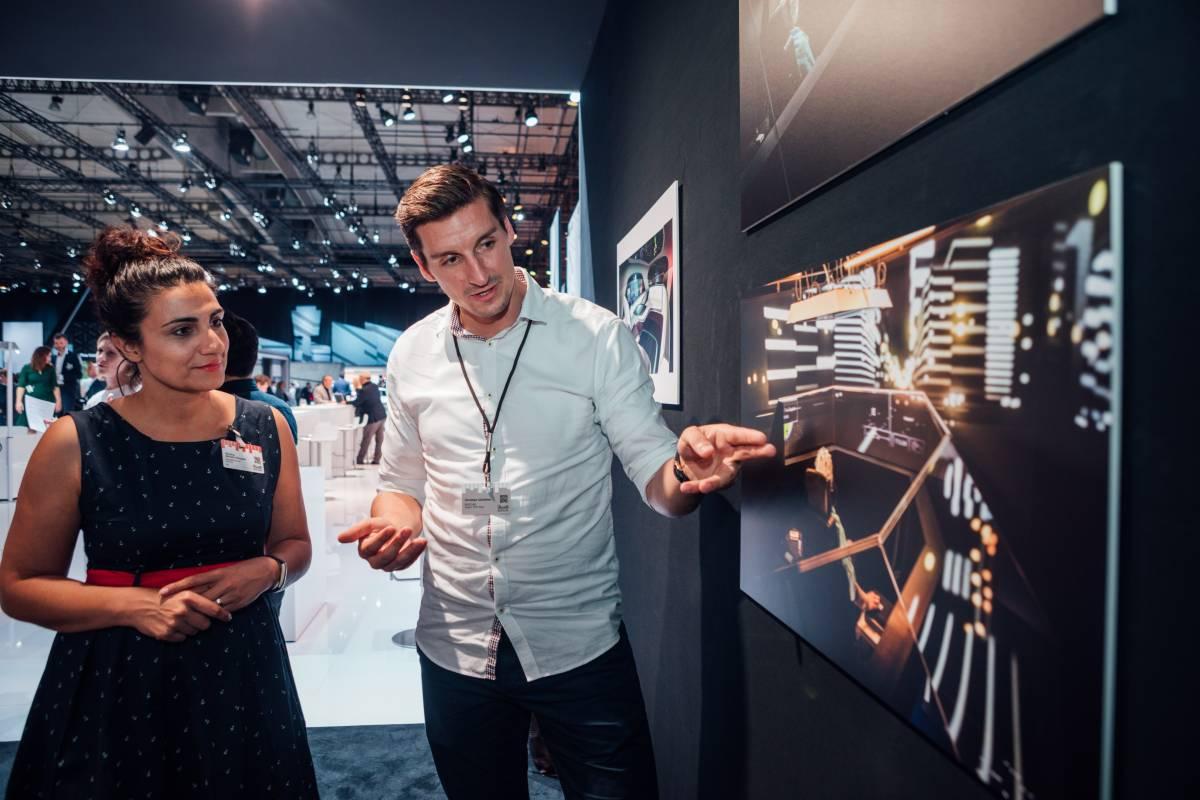 Audi Experte Christian Günthner erklärt