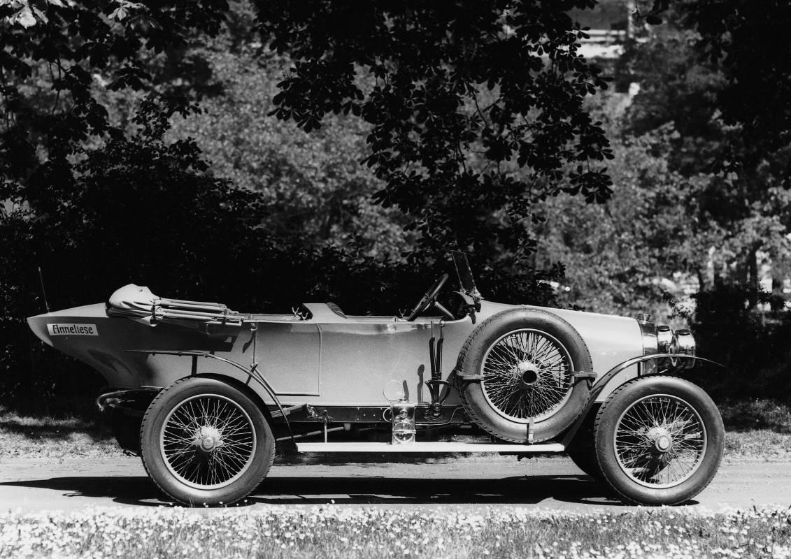 Audi bei den Classic Days Schloss Dyck