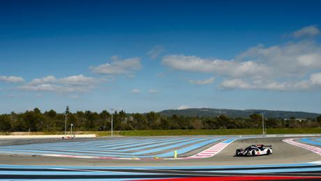 Entwicklungslabor Motorsport