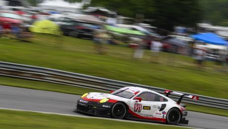 Erster Sieg für neuen Porsche 911 RSR