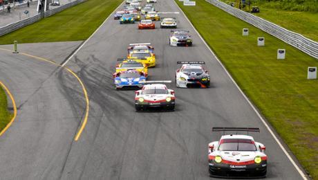 GT Team mit Zuversicht zur Road America