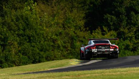 IMSA: Schwieriges Qualifying für Porsche 911 RSR