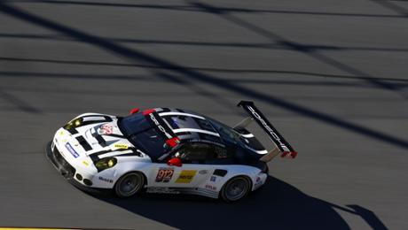 Zwei Podiumsplätze für Porsche 911